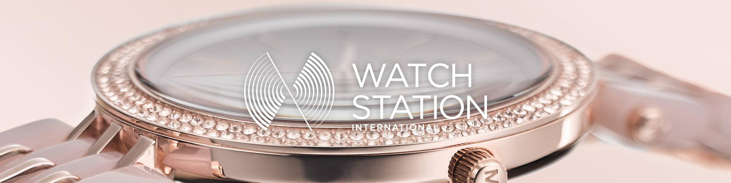 Michael kors uhren watch station