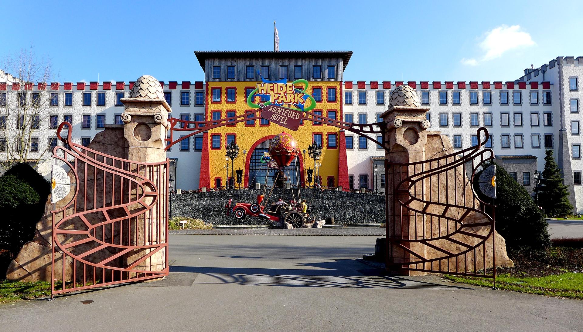 Designer Outlet Soltau Hotels